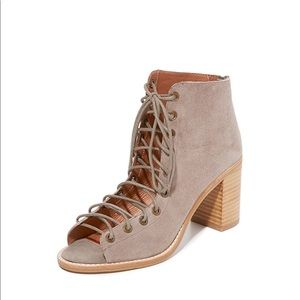 """Jeffrey Campbell """"Cors"""" lace up heel"""